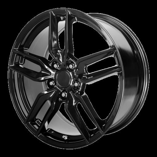 OE Creations Wheels PR160 GLOSS BLACK