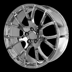 OE Creations Custom Wheels PR161 CHROME