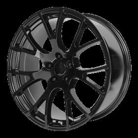 OE Creations Custom Wheels PR161 BLACK