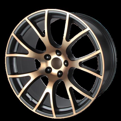 OE Creations Wheels PR161 BLACK BRONZE