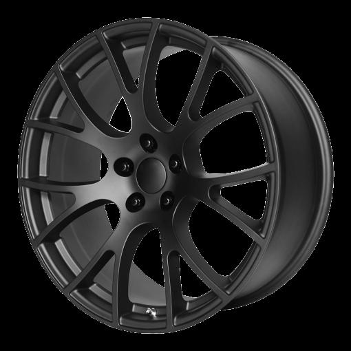 OE Creations Wheels PR161 MATTE BLACK