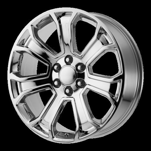 OE Creations Wheels PR166 CHROME