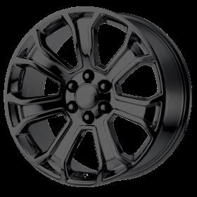 PR166 BLACK
