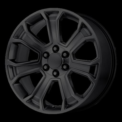 OE Creations Wheels PR166 HYPER SILVER