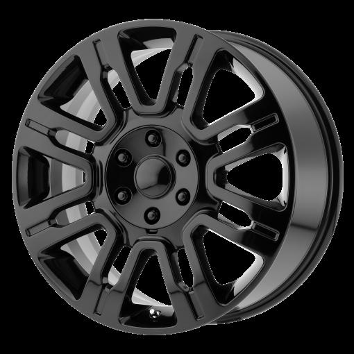 OE Creations Wheels PR167 GLOSS BLACK