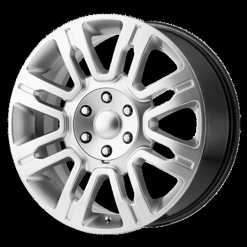 OE Creations Wheels PR167 HYPER SILVER