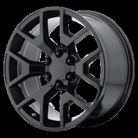 OE Creations Custom Wheels PR169 BLACK