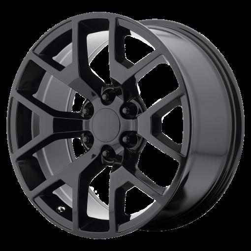 OE Creations Wheels PR169 GLOSS BLACK