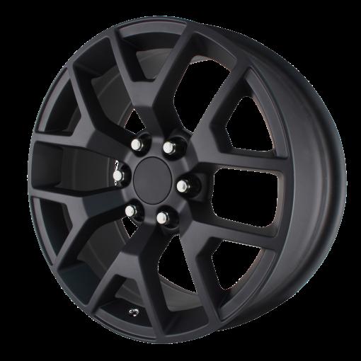 OE Creations Wheels PR169 MATTE BLACK