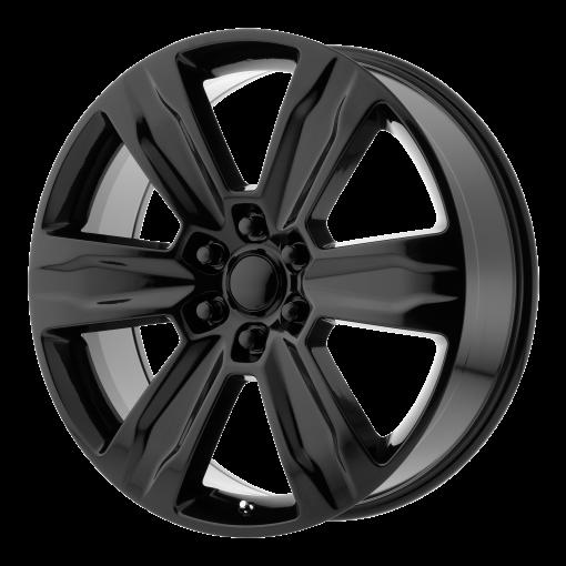 OE Creations Wheels PR172 GLOSS BLACK