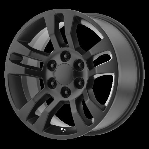 OE Creations Wheels PR175 SATIN BLACK