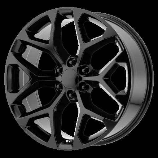 OE Creations Wheels PR176 GLOSS BLACK