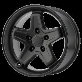 OE Creations Custom Wheels PR180 BLACK