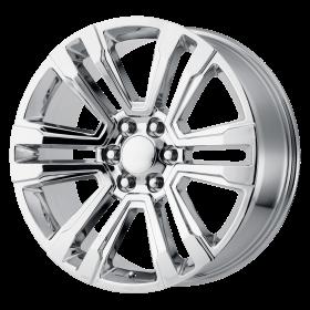 OE Creations Custom Wheels PR182 CHROME
