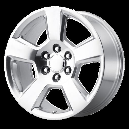 OE Creations Wheels PR183 POLISHED