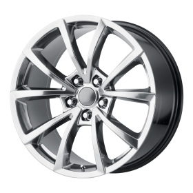 OE Creations Custom Wheels PR184 SILVER