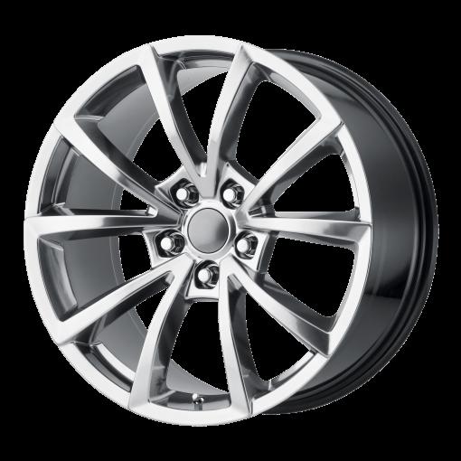 OE Creations Wheels PR184 HYPER SILVER DARK