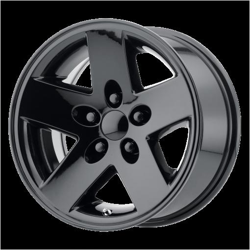 OE Creations Custom Wheels PR185 BLACK