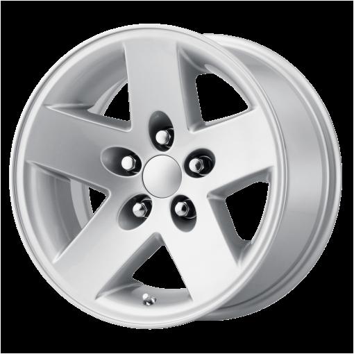 OE Creations Custom Wheels PR185 SILVER