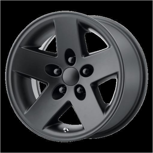 OE Creations Wheels PR185 MATTE BLACK