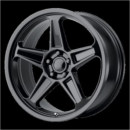 OE Creations Wheels PR186 GLOSS BLACK
