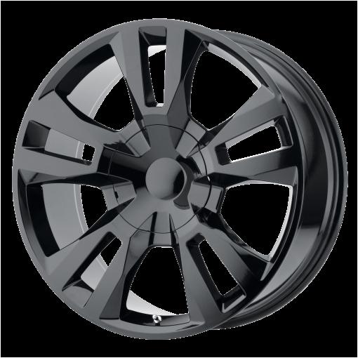 OE Creations Wheels PR188 GLOSS BLACK