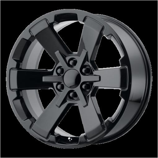 OE Creations Wheels PR189 GLOSS BLACK