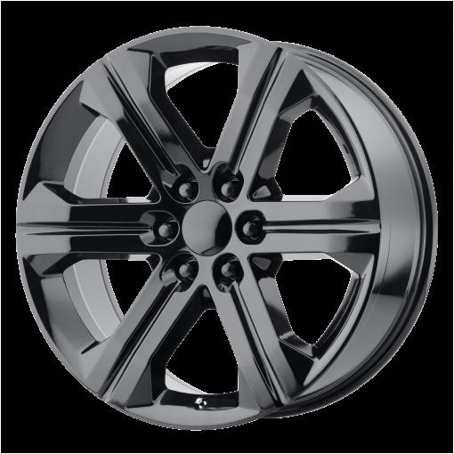 OE Creations Wheels PR191 GLOSS BLACK