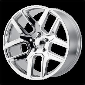 OE Creations Custom Wheels PR192 CHROME