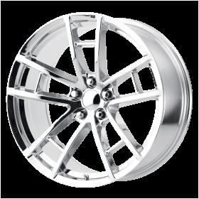 OE Creations Custom Wheels PR195 CHROME