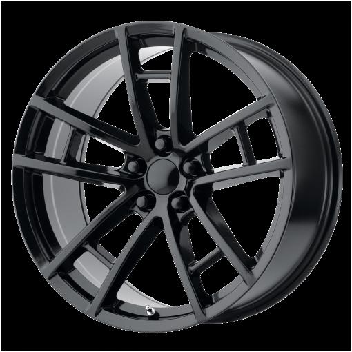 OE Creations Wheels PR195 GLOSS BLACK