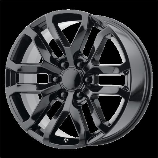 OE Creations Wheels PR196 GLOSS BLACK