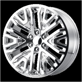 OE Creations Custom Wheels PR197 CHROME