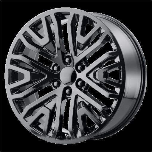 OE Creations Wheels PR197 GLOSS BLACK