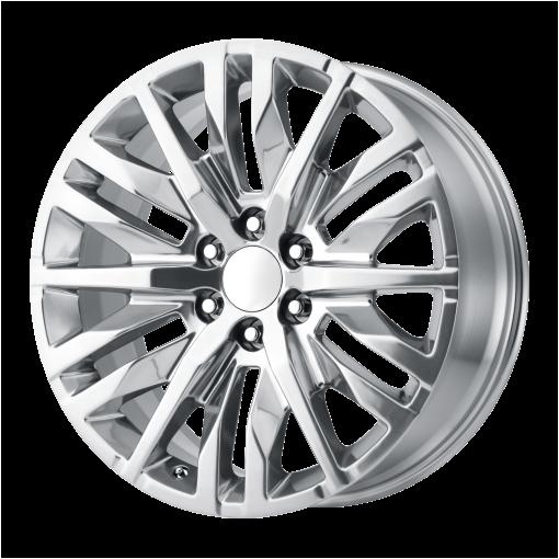 OE Creations Custom Wheels PR198 POLISHED