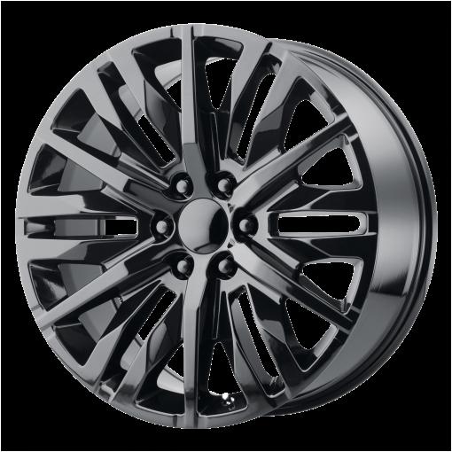 OE Creations Wheels PR198 GLOSS BLACK