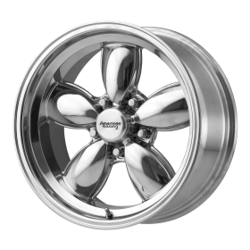 American Racing Custom Wheels VN504 POLISHED