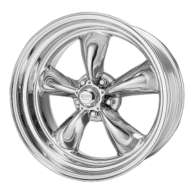 American Racing Custom Wheels VN505 TORQ THRUST II POLISHED