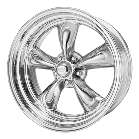 American Racing Custom Wheels VN515 TORQ THRUST II 1 PC POLISHED