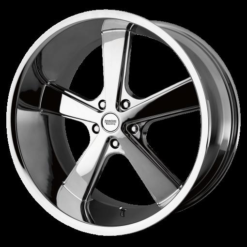 American Racing Wheels VN701 NOVA CHROME