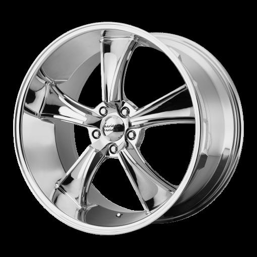 American Racing Custom Wheels VN805 BLVD CHROME