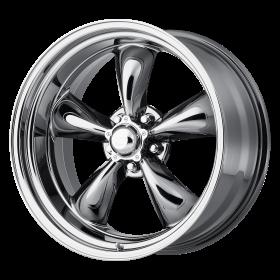 American Racing Custom Wheels VN815 TORQ THRUST II 1 PC CHROME PVD