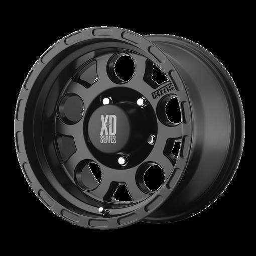 XD Series Custom Wheels XD122 ENDURO BLACK