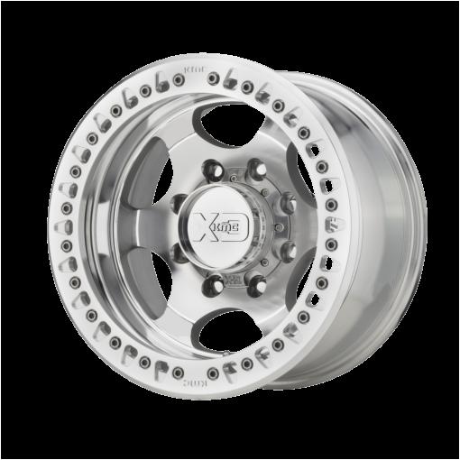 XD Series Custom Wheels XD232 MACHINED