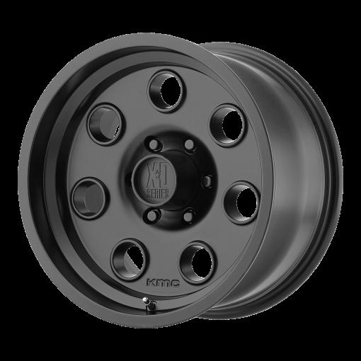 XD Series Custom Wheels XD300 PULLEY BLACK