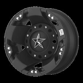 XD Series Custom Wheels XD775 ROCKSTAR BLACK