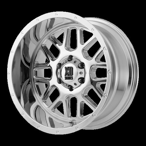 XD Series Wheels XD820 GRENADE CHROME PVD