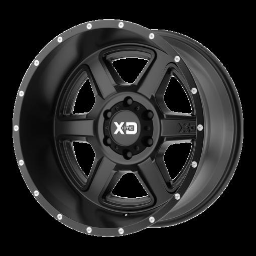 XD Series Custom Wheels XD832 FUSION BLACK