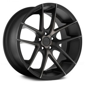 Niche Custom Wheels M130 TARGA MATTE BLACK DDT