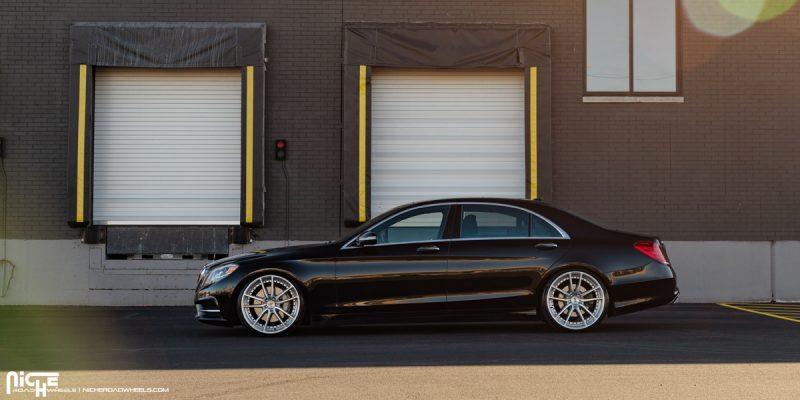 Mercedes-Benz S550 Niche DFS M221 Wheels